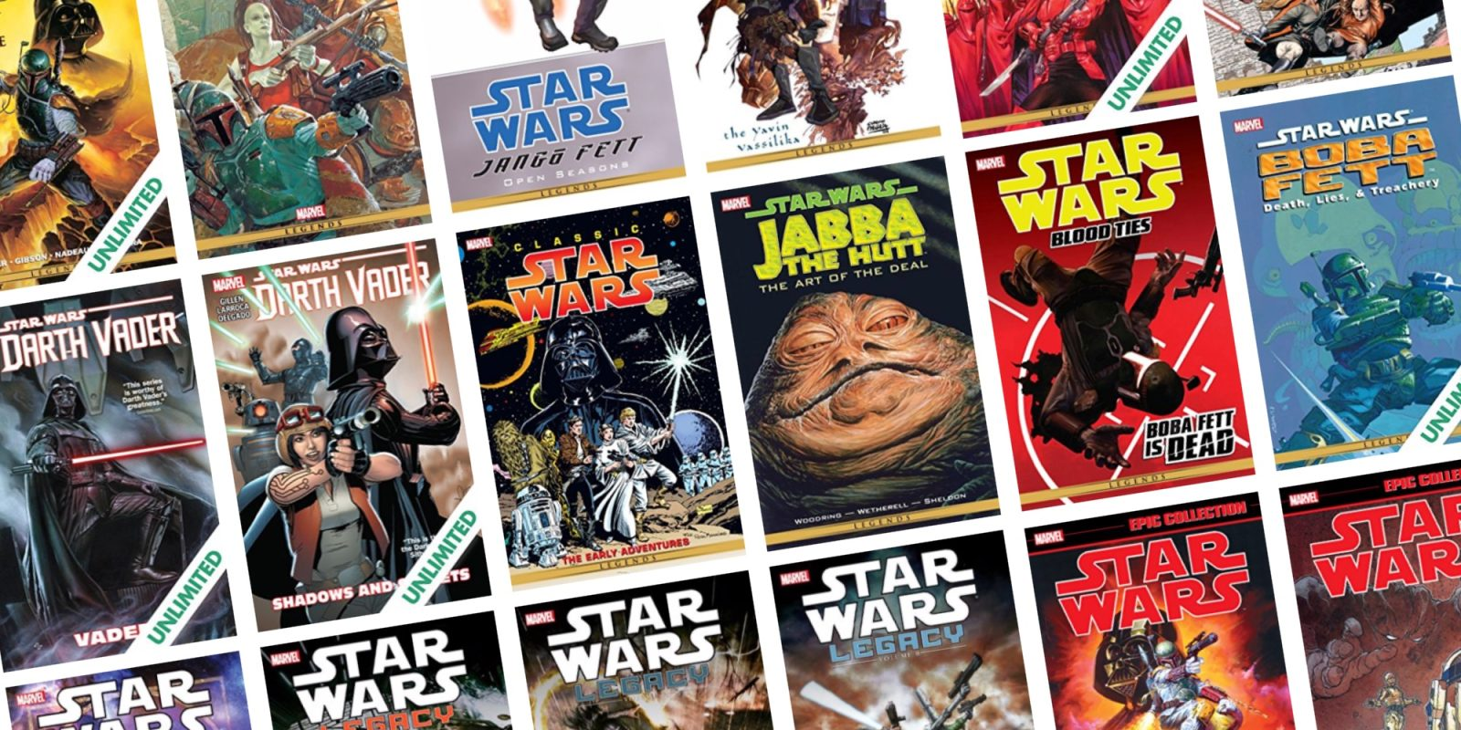 Get ready for The Mandalorian with up to 74% off Star Wars comics from $3