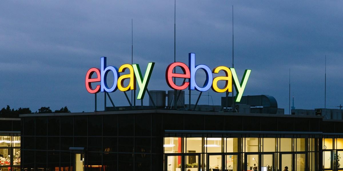 eBay Black Friday Drops