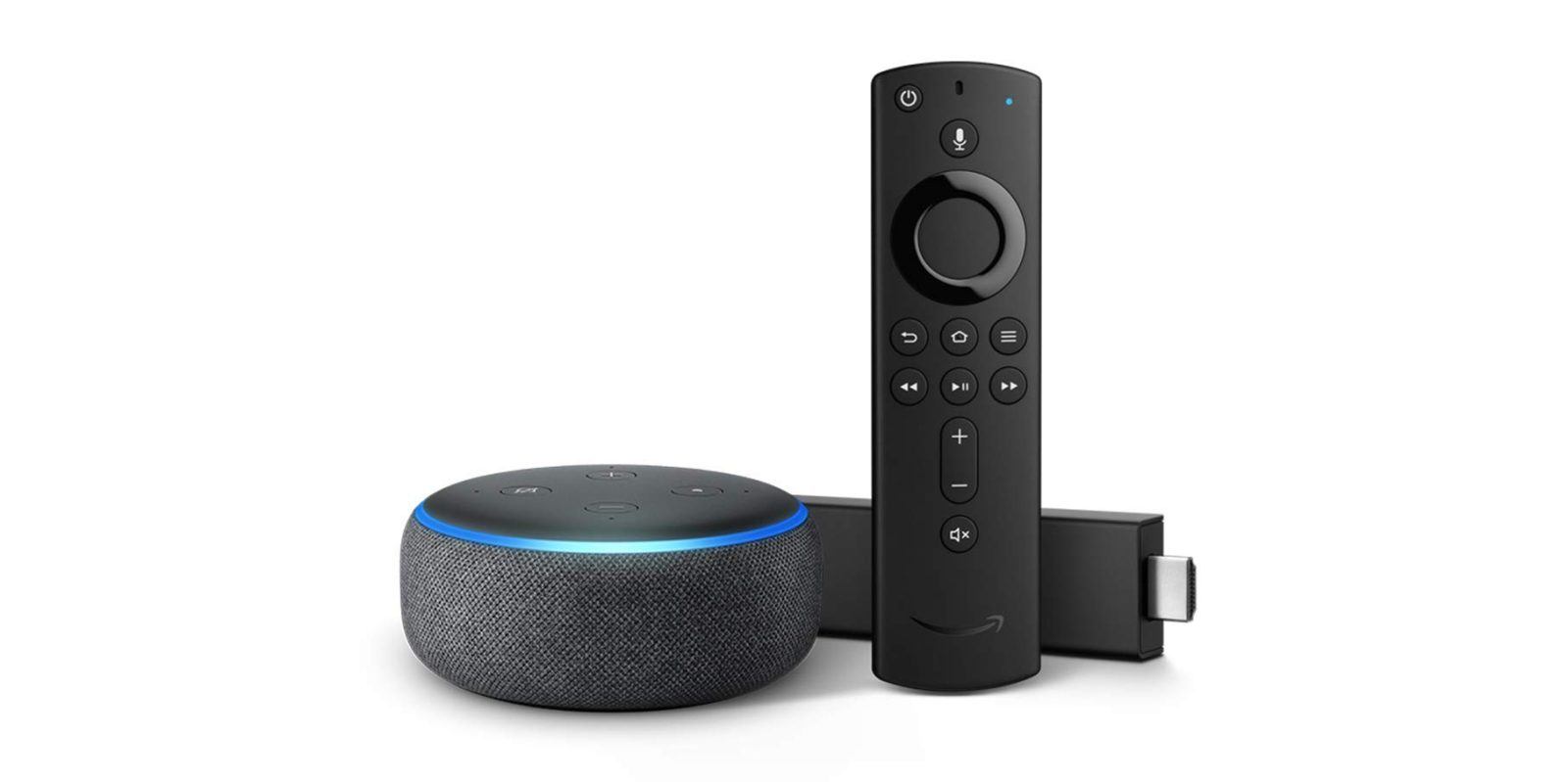 Bundle Amazon's Fire TV Stick 4K and Echo Dot for $47 shipped ($100 value)