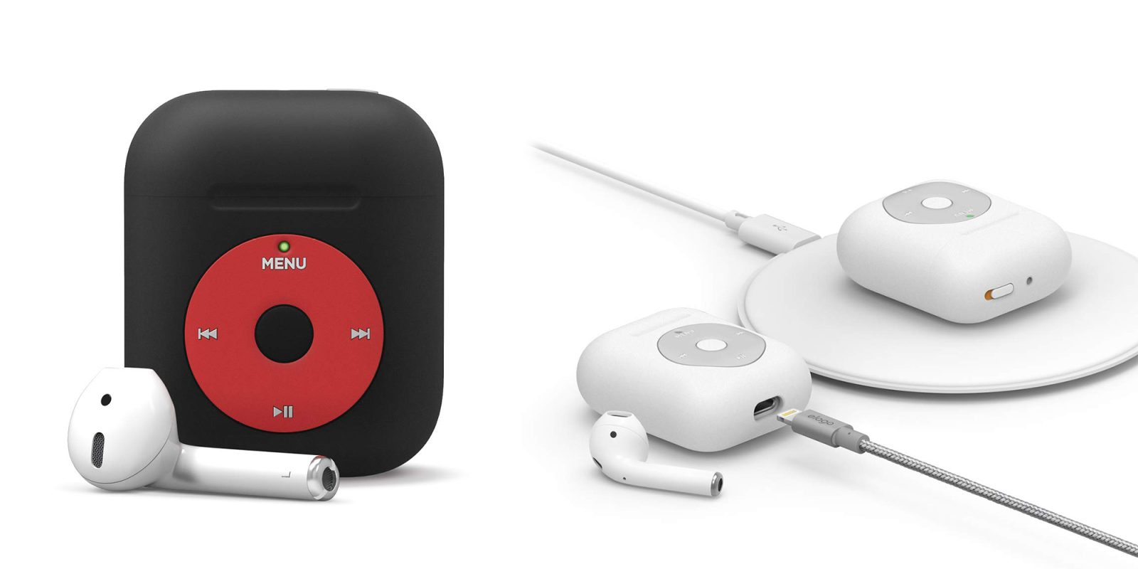 elago's new AirPods case looks like a retro iPod, makes a great holiday gift