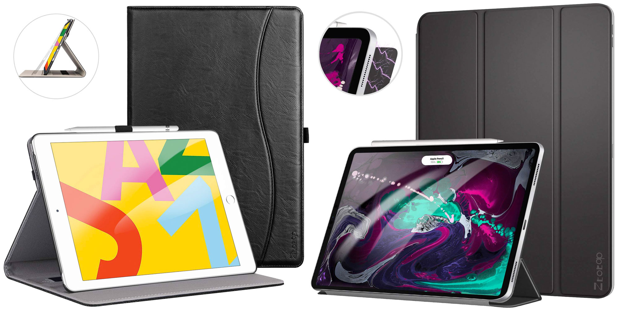 Keep your Black Friday iPad safe with these cases from $10, today only