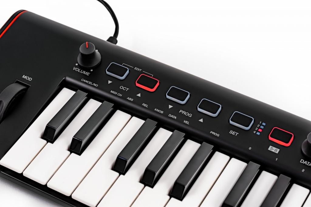iRig Keys 2 review-MIDI controls