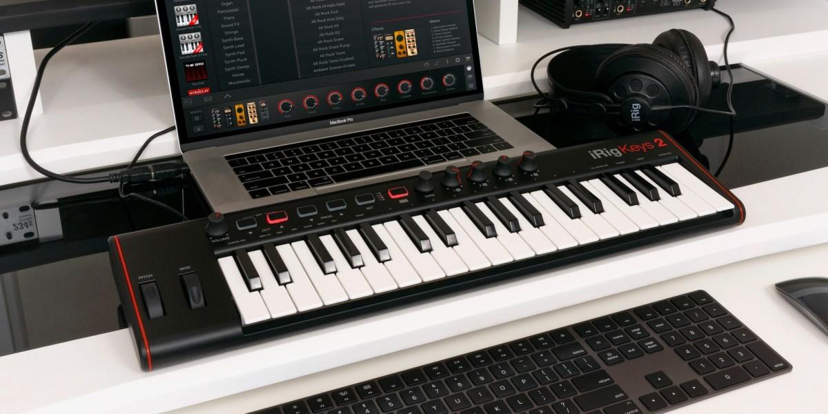 iRig Keys 2 review