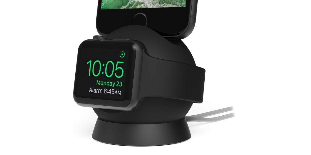 iOttie's Apple Watch and iPhone dock hits new low at $16 (Reg. $30)