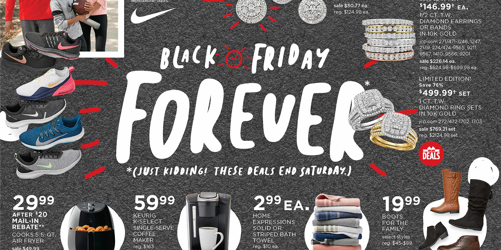 Jcpenney Black Friday Ad 2019 Ninja Keurig Cash Doorbusters More 9to5toys