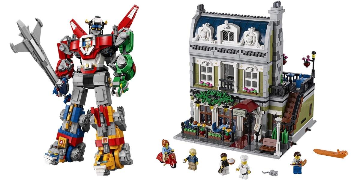 LEGO Cyber Monday sale