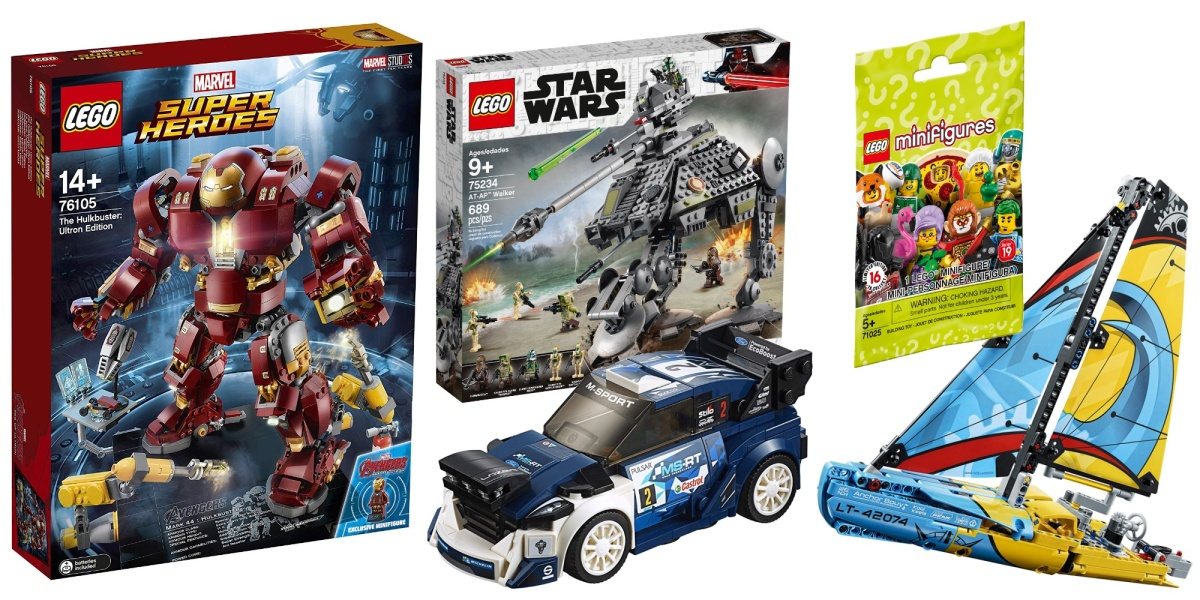 Lego Cyber Monday Deals Star Wars Technic More From 6 9to5toys