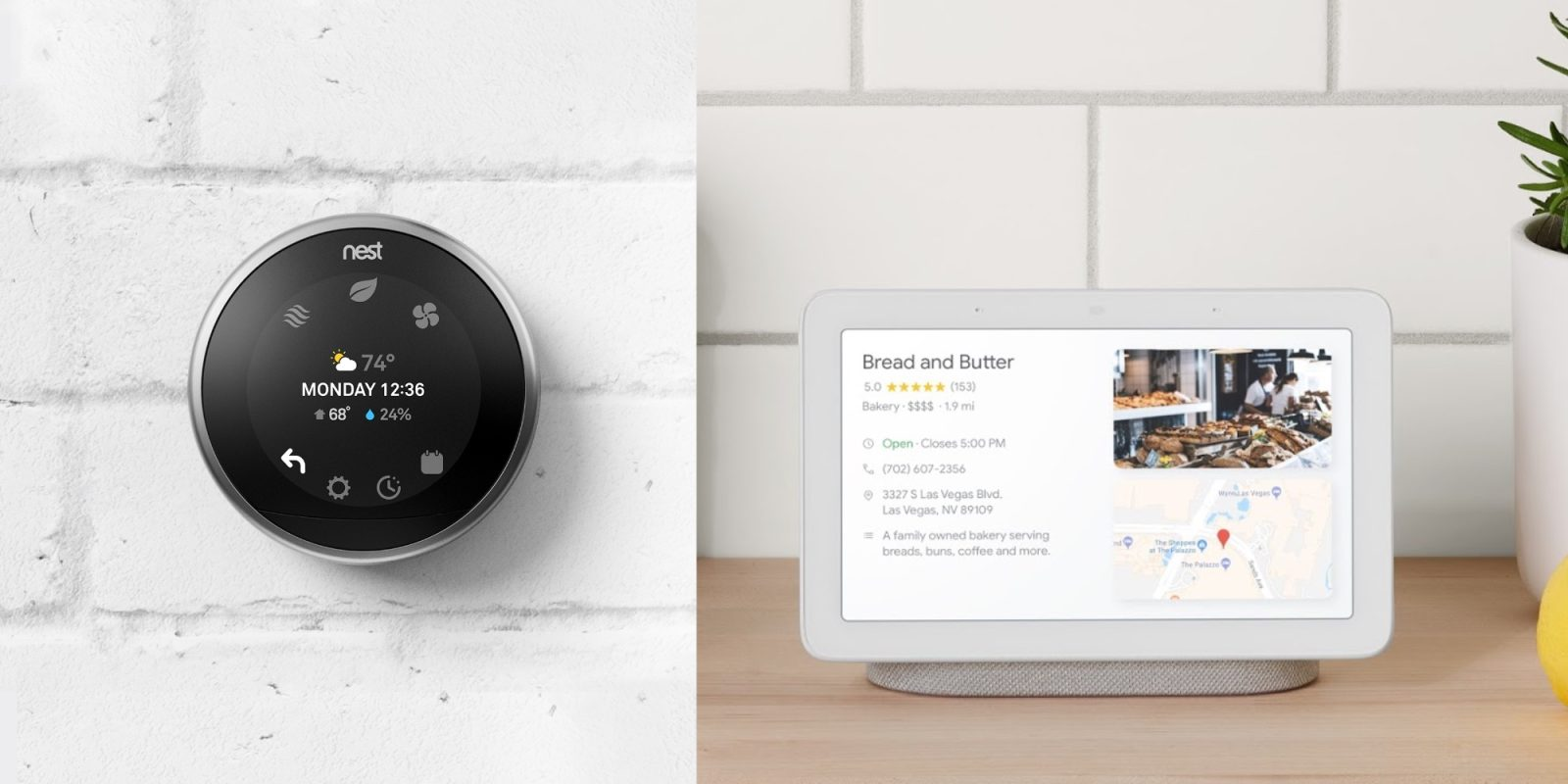 Nest Learning Thermostat comes with Nest Hub at $249 (Save $100), more from $169