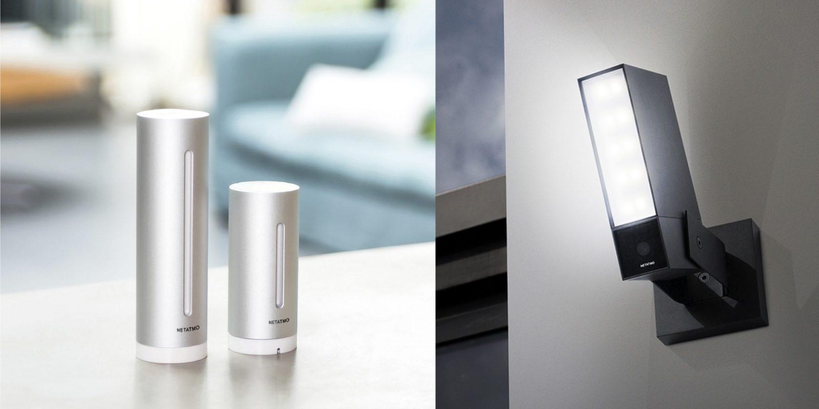 Netatmo's HomeKit Presence Camera hits $225 (Reg. $300), more deals from $52
