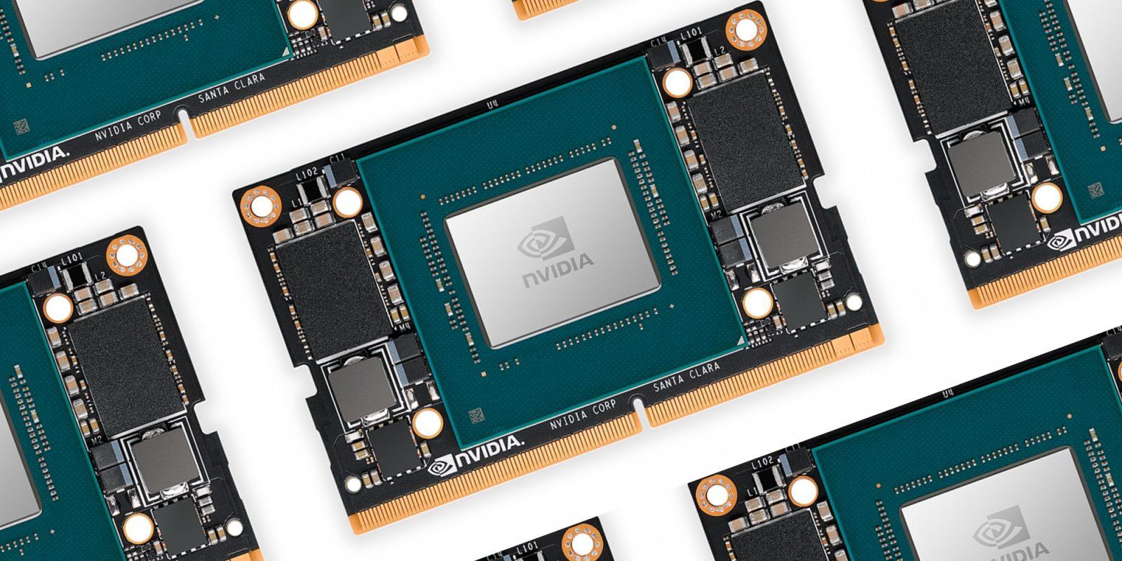 "NVIDIA Jetson Xavier NX launches as ""world's smallest AI supercomputer"""