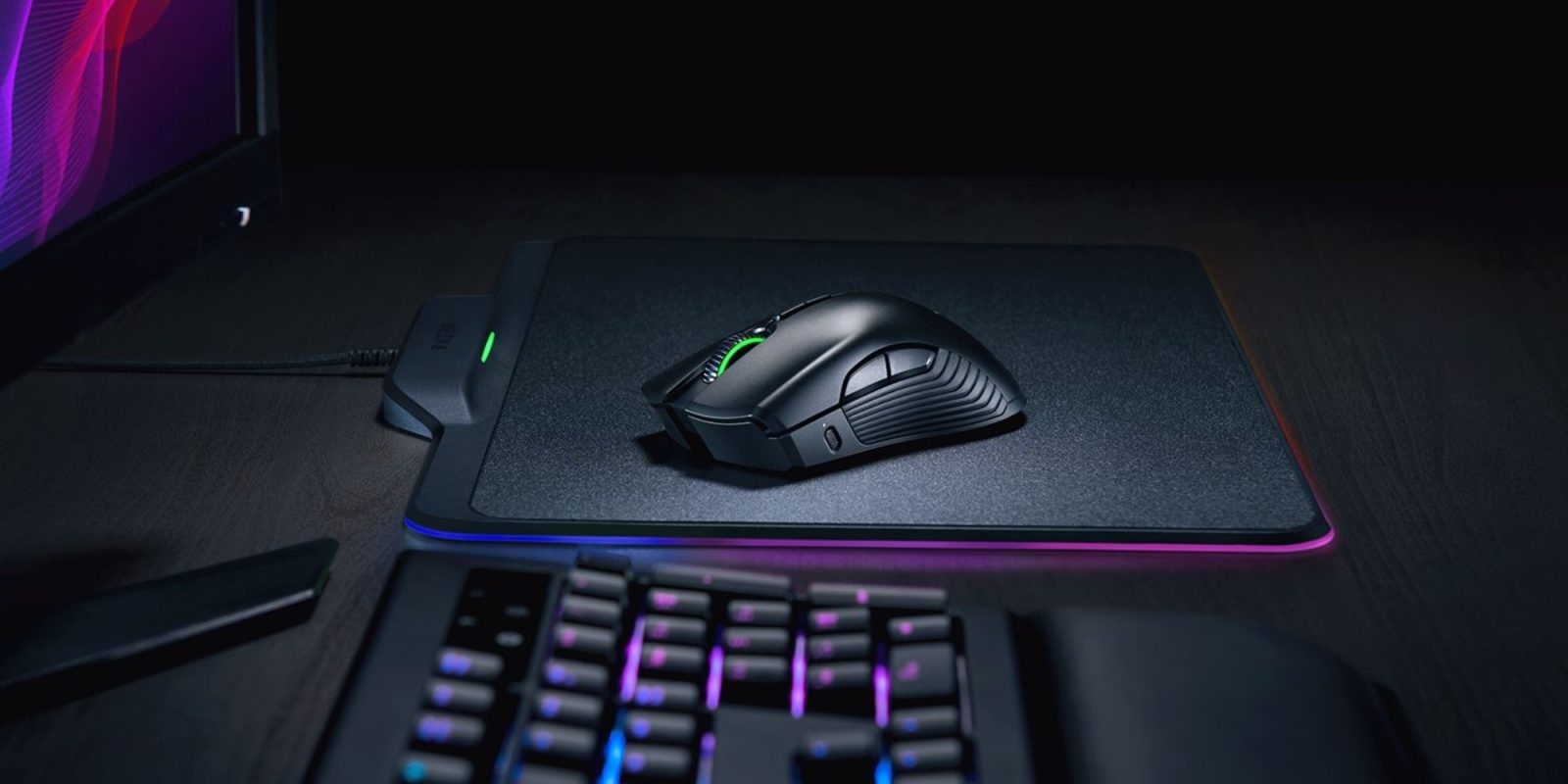 Razer's wirelessly-powered HyperFlux Mouse is $131 (Reg. $250), more from $60