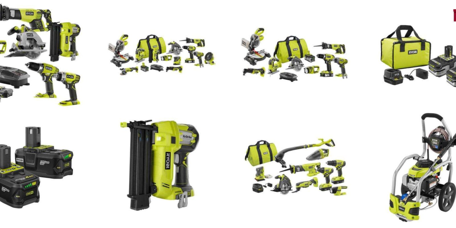 Ryobi Black Friday Tool Sale At Home Depot Takes Up To 40