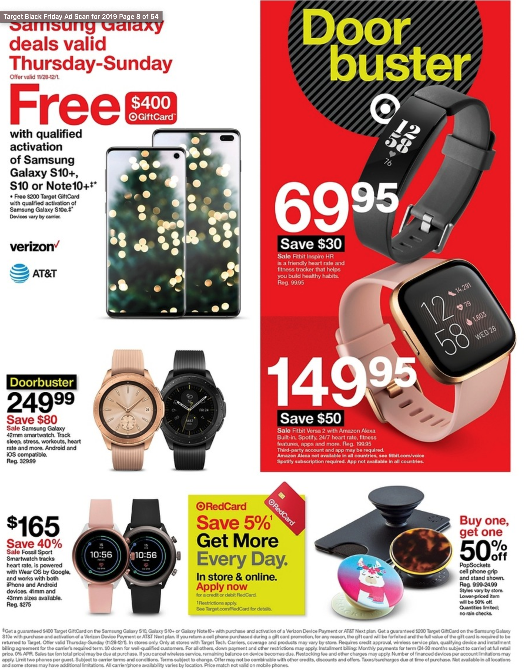 Target Black Friday Ad 2019 Latest Ipads All Time Lows More 9to5toys