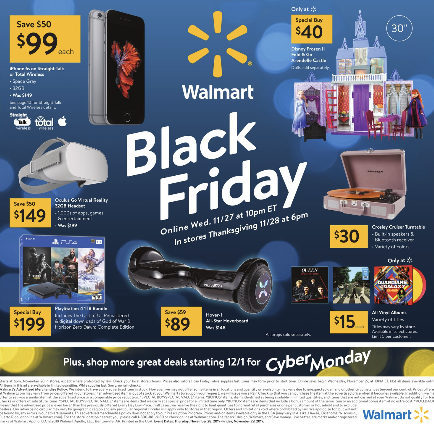 Walmart Black Friday Ad Reveals Notable Ipad Deals More 9to5toys
