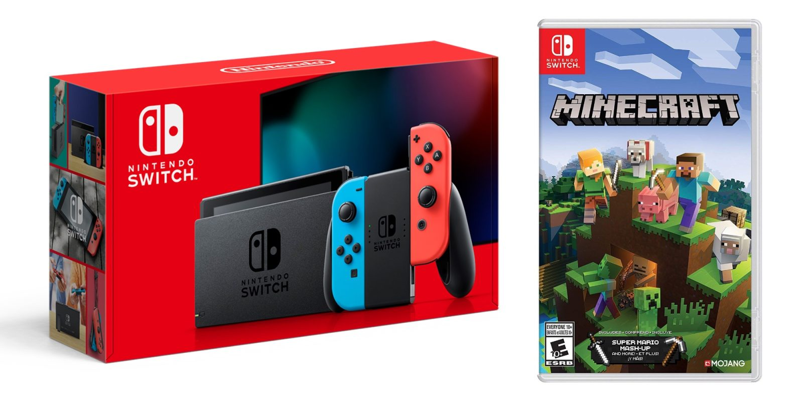 Walmart's enhanced Nintendo Switch bundle bests the official Black Friday deal