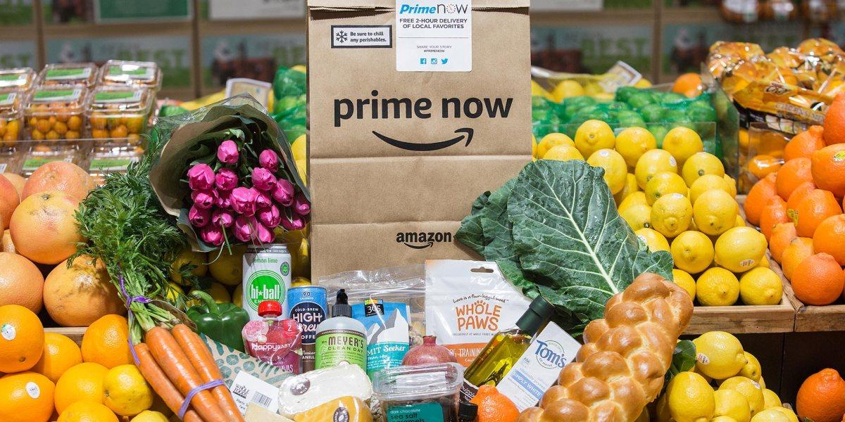 Amazon grocery store