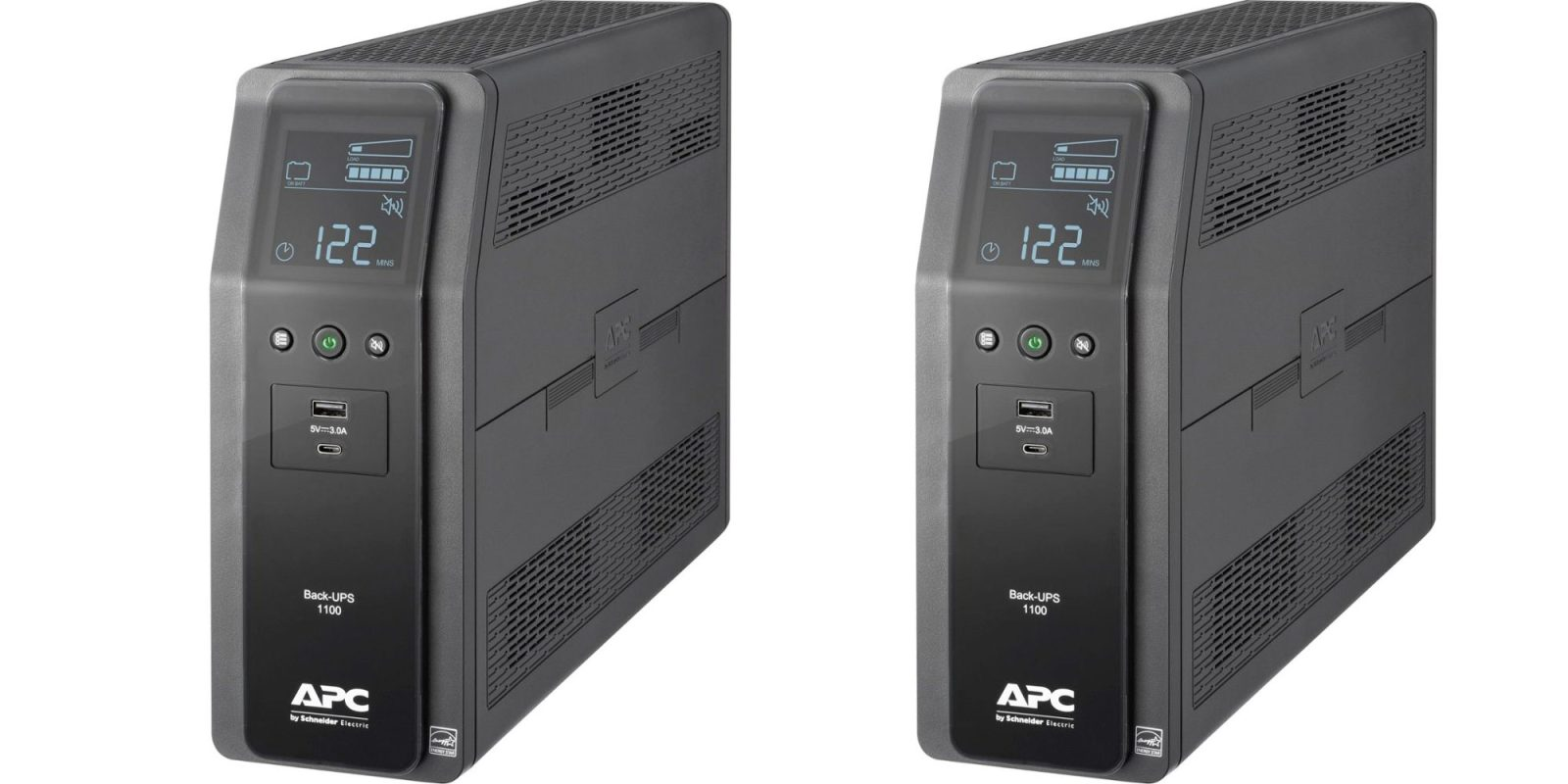 Keep your desk up when the lights go out with APC's Back-UPS: $120 (Reg. $165)