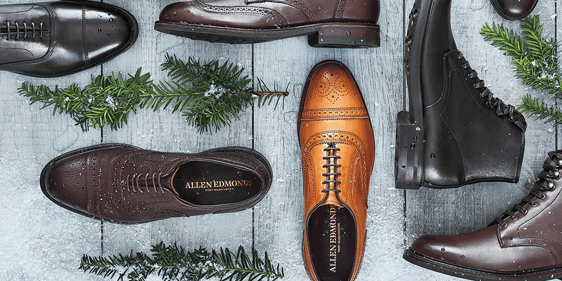 Allen Edmonds Winter Sale offers up to 50% off boots, dress
