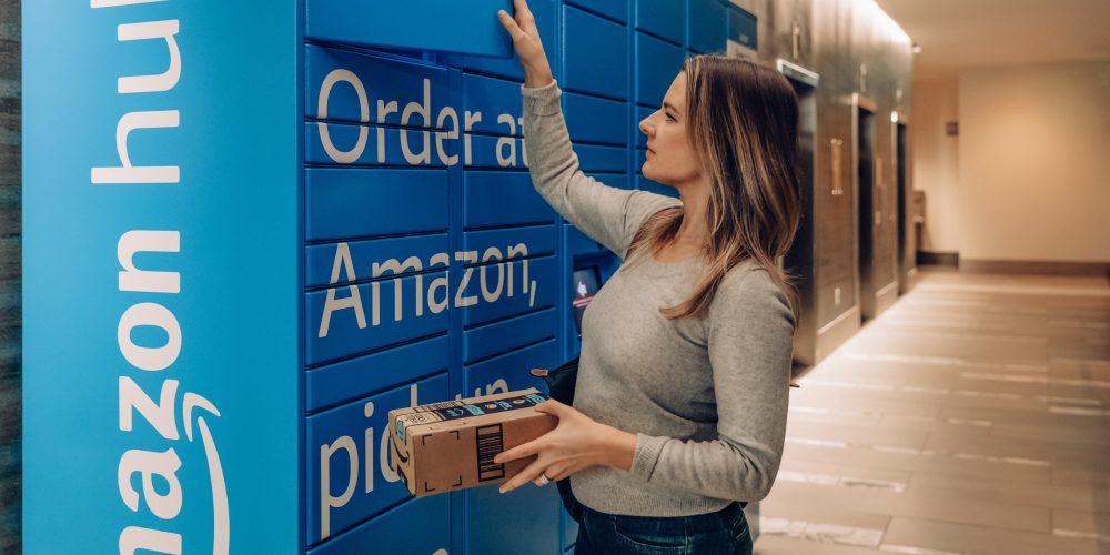 Amazon delivery options