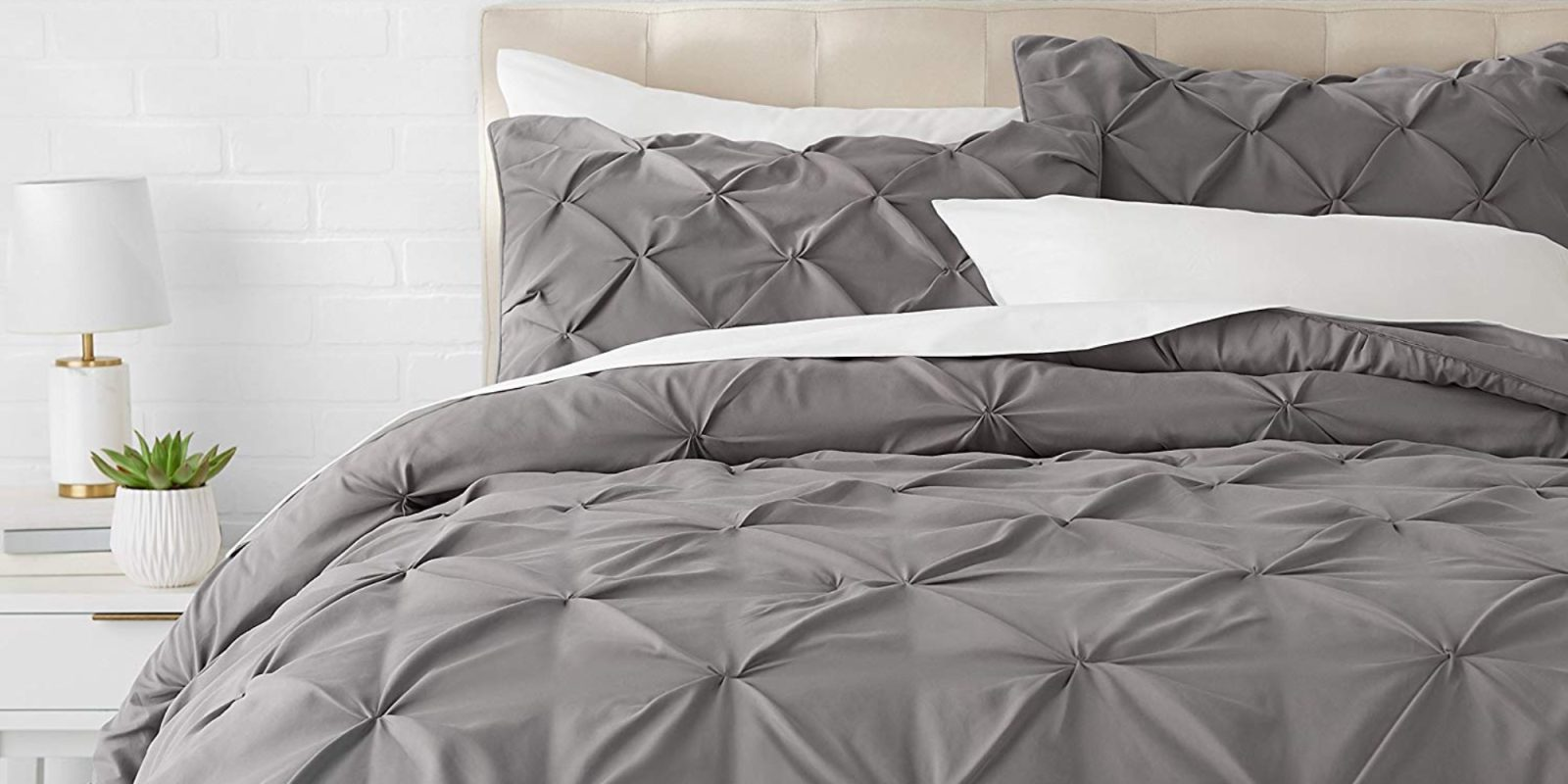 Need a new comforter? Amazon has you covered with 25% off styles from $29