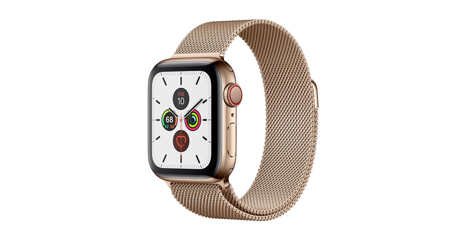 Save nearly $200 on Apple Watch Series 5 Stainless Steel at Walmart, now $599
