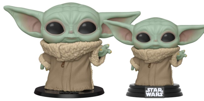 Baby Yoda Funko POP! Figure