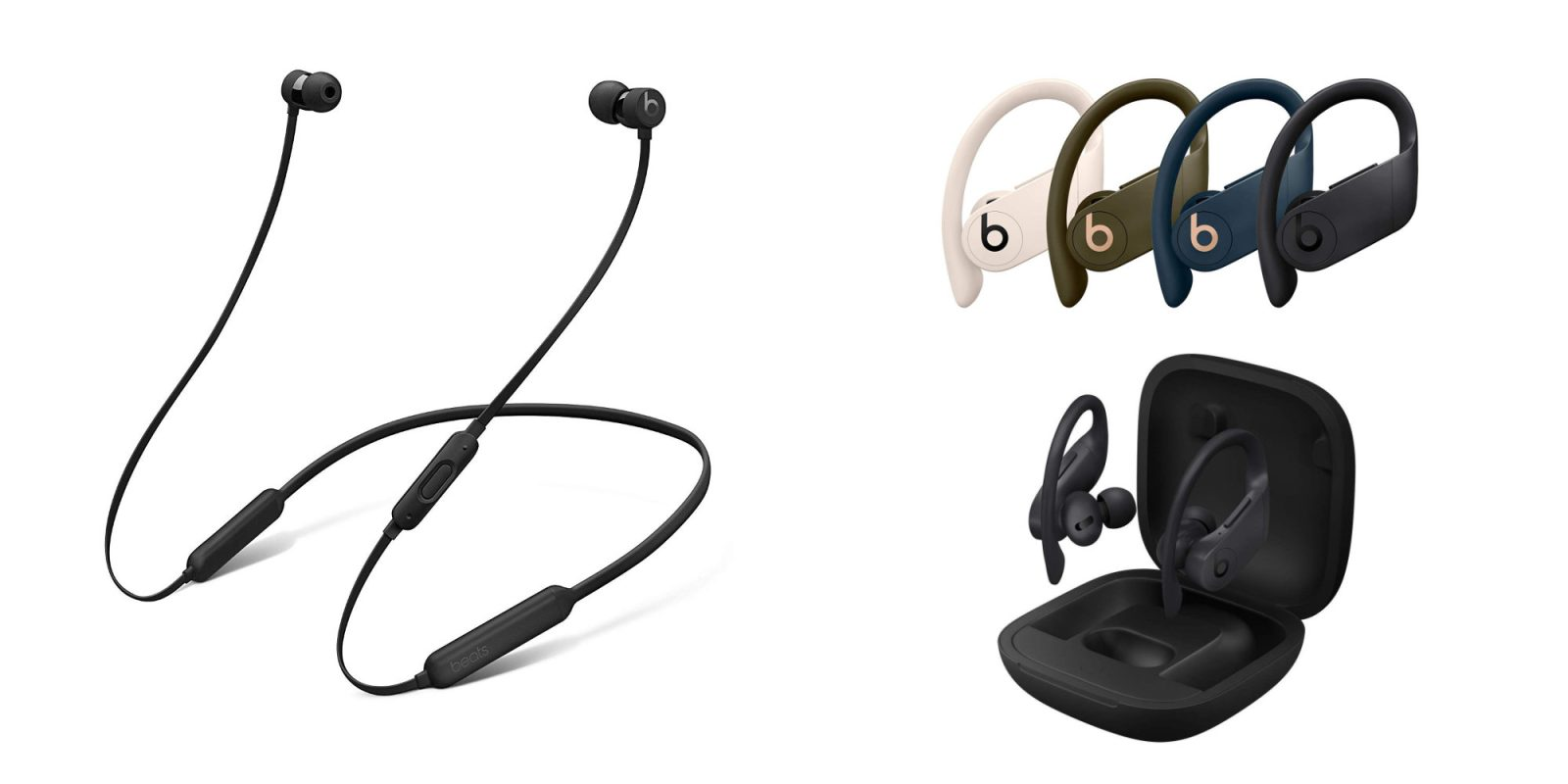 Today has returned Apple BeatsX and Powerbeats Pro to Amazon lows from $80