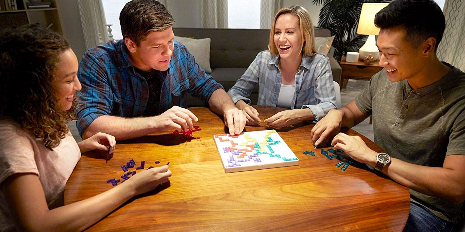 Take family game night to new heights with Blokus, now just $10 at Amazon