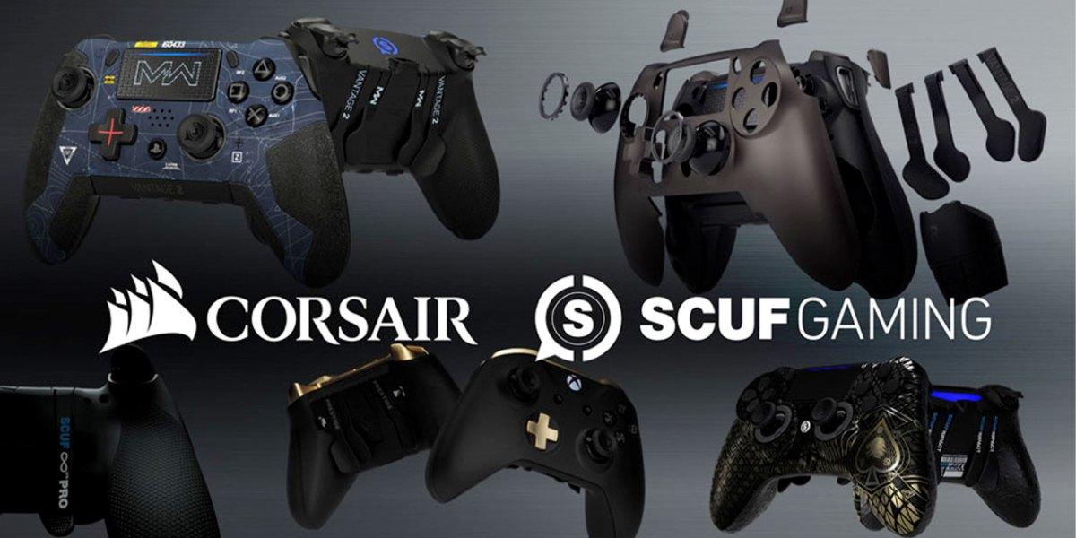 CORSAIR buys SCUF Gaming