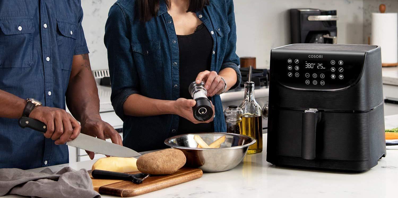 COSORI's 5.8-Qt. Alexa/Wi-Fi Air Fryer hits Amazon low at $84 (Reg. $120)
