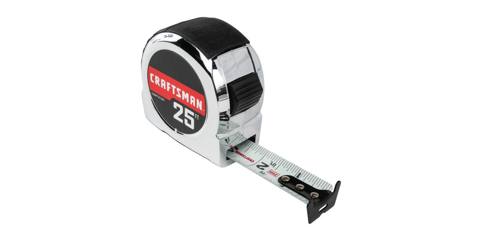 Hurry! Amazon has CRAFTSMAN's 25-ft. Tape Measure priced at $4 (Save 55%)