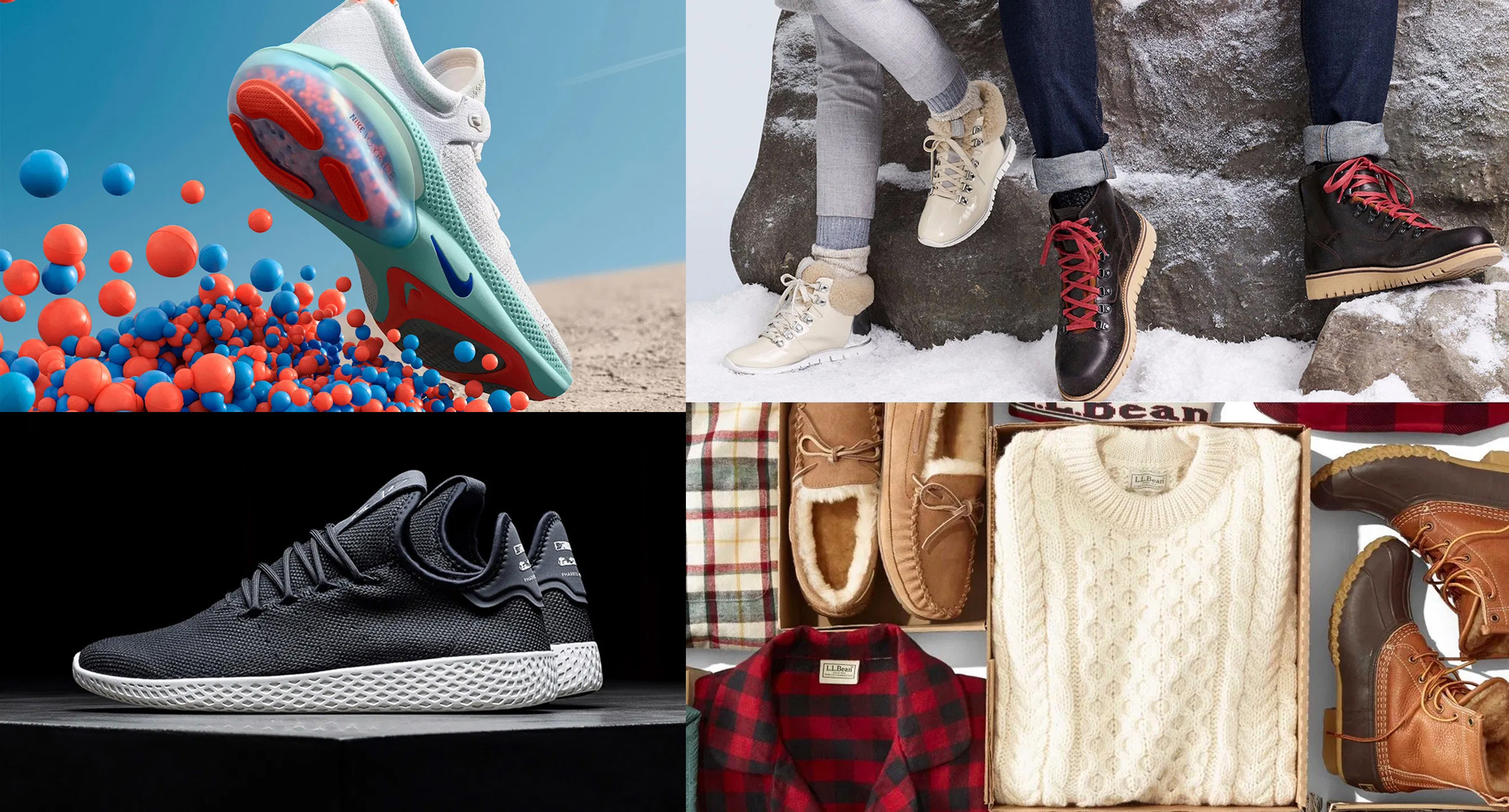 The Cyber Monday Fashion Deals 2019 Nike Adidas More 9to5toys