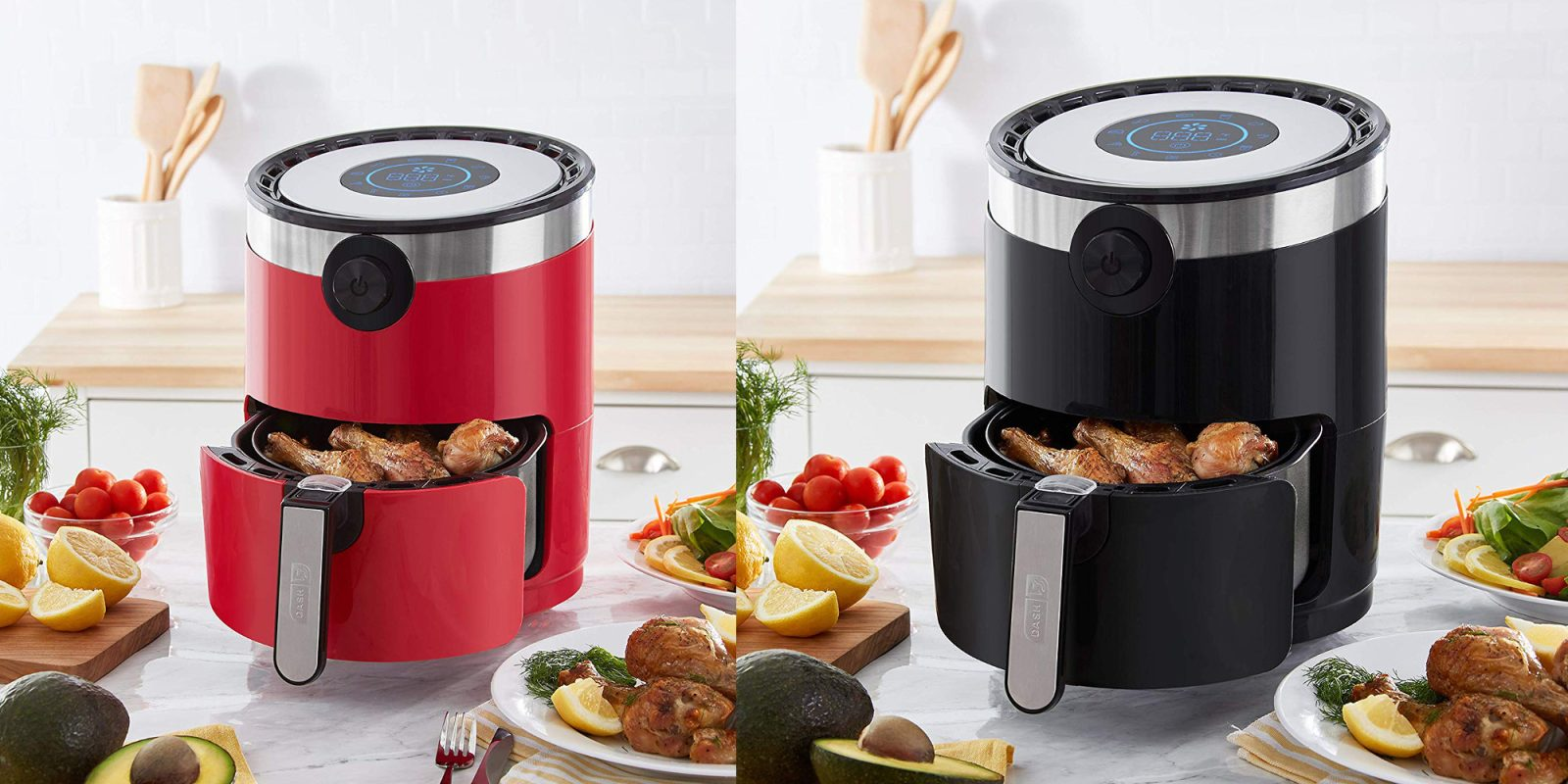 Dash AirCrisp cooker hits its Amazon all-time low at $70 (Reg. $100) + more