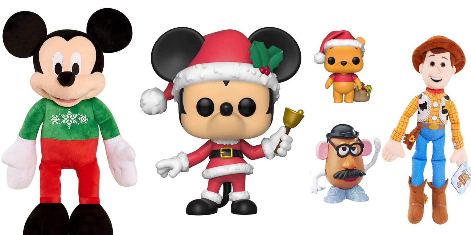 Disney holiday toys, apparel, more from $3.50 at Amazon (Up to 30% off)