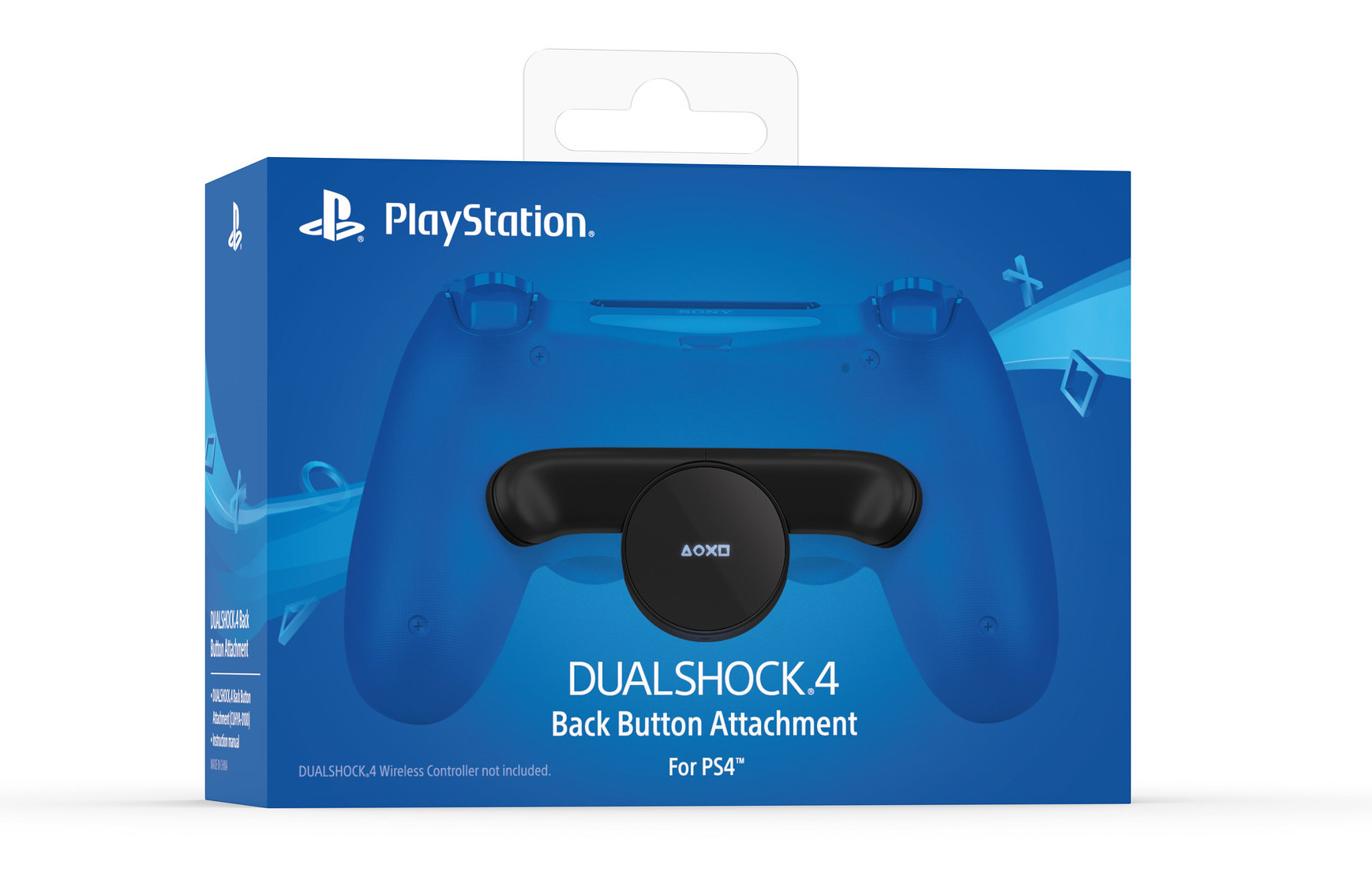 DualShock 4 Back Button Attachment box art