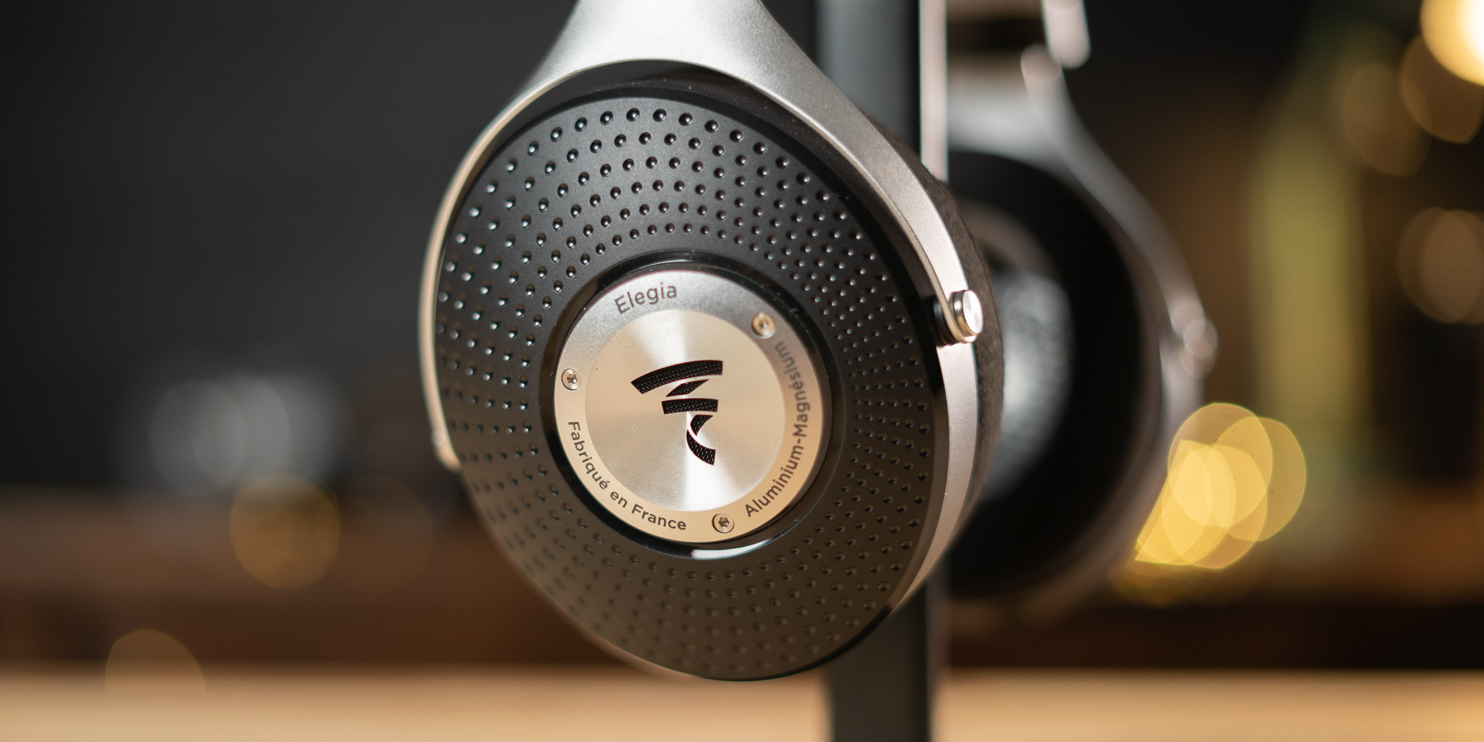 Elegia Hi-Fi Headphones from Focal