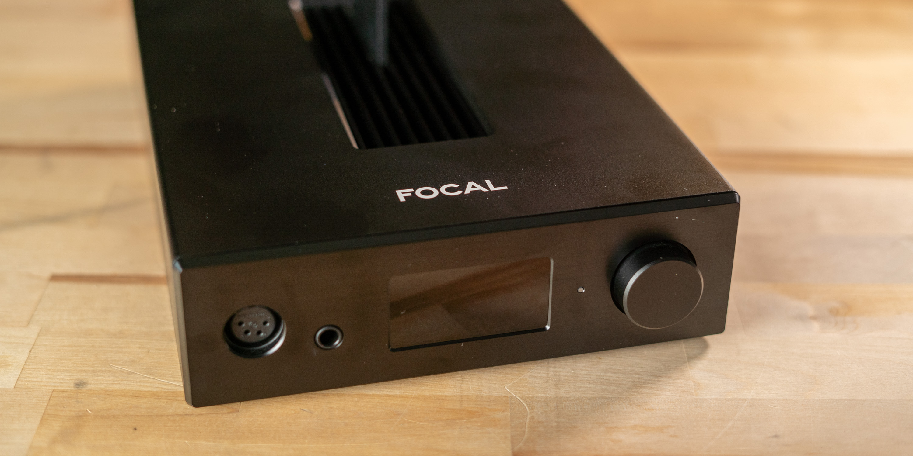 Arche headphone amp from Focal