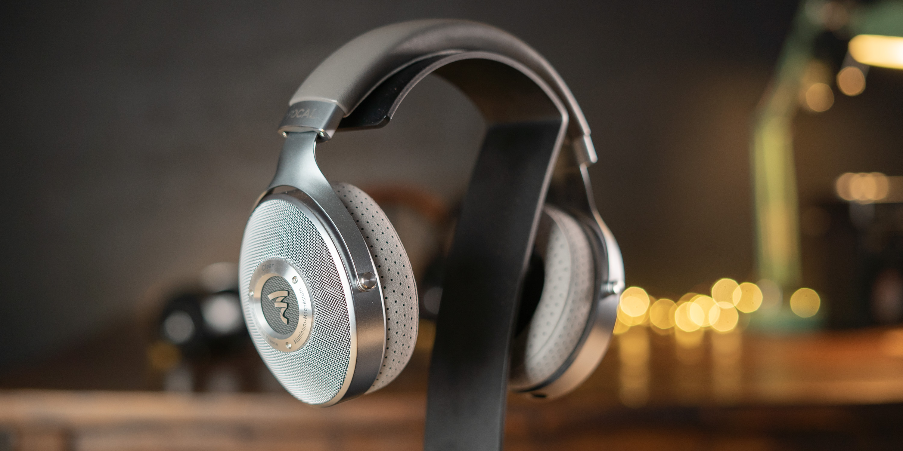 Clear Hi-Fi Headphones from Focal