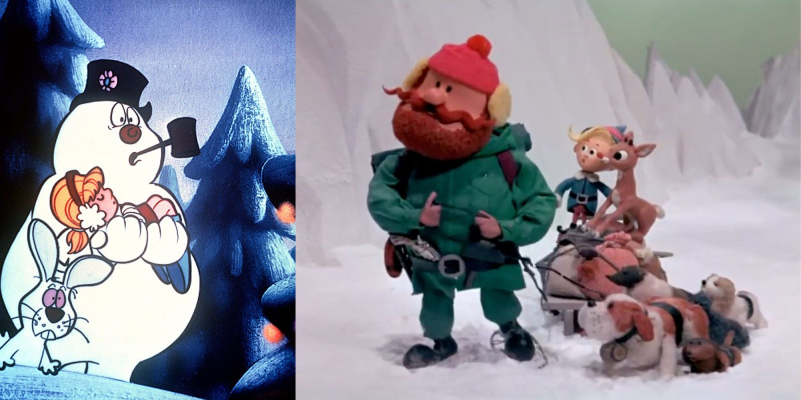 Score holiday classics like Rudolph or Frosty in VUDU's 2-for-$10 sale