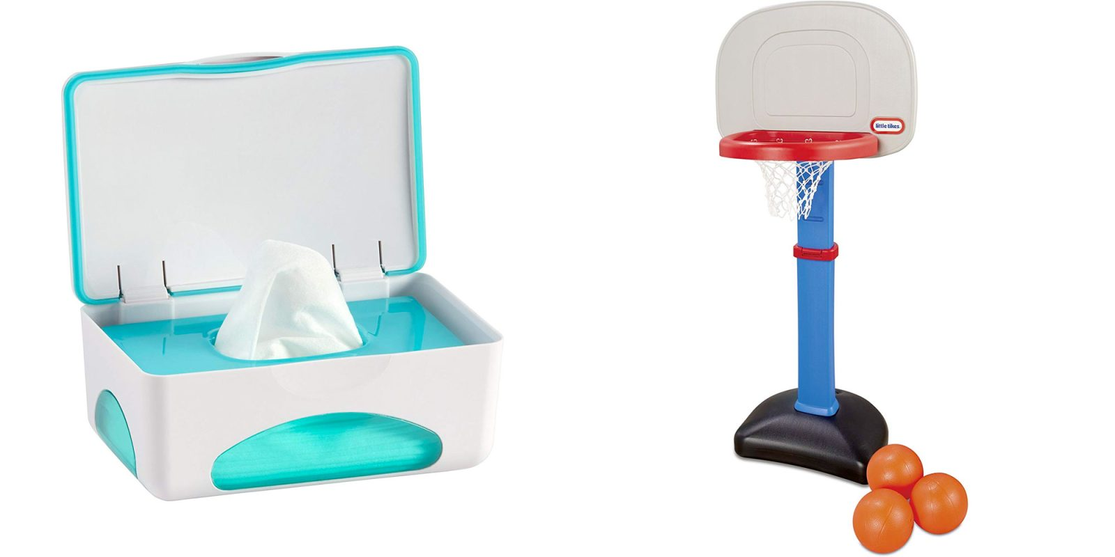 Amazon has indoor/outdoor kiddie toys on sale + baby products from $5.50
