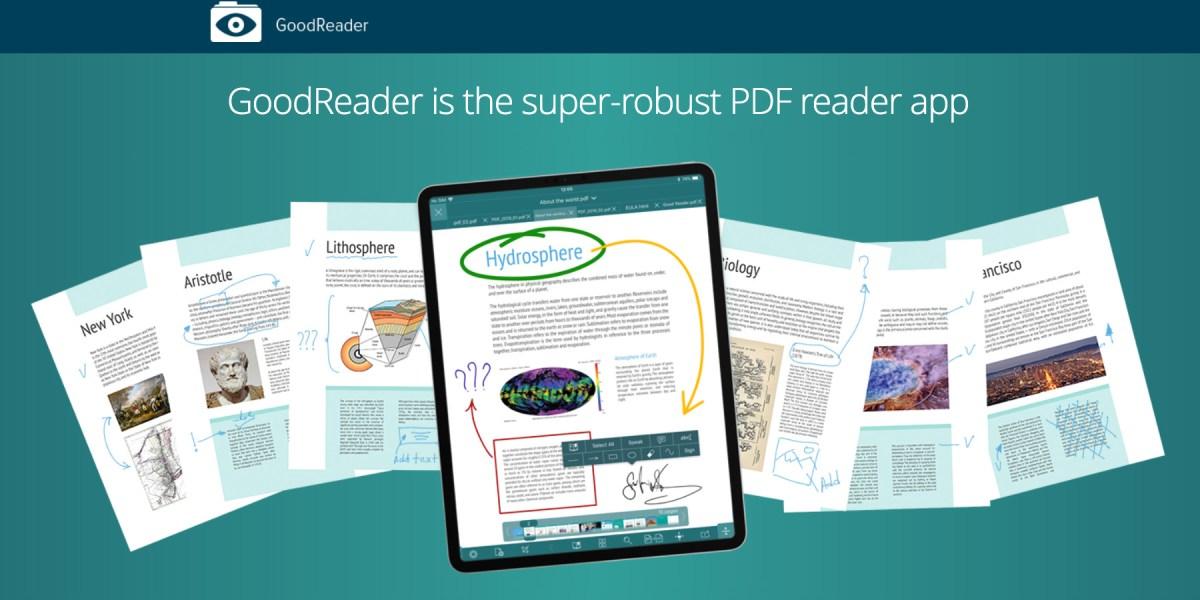 Cyber Monday Ios Mac App Deals Goodreader Plantfinder Impc Pro 2 More 9to5toys