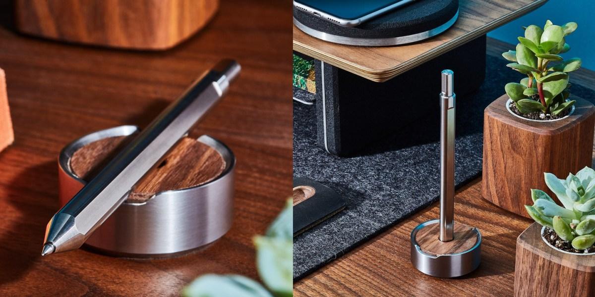 Grovemade Titanium Pen