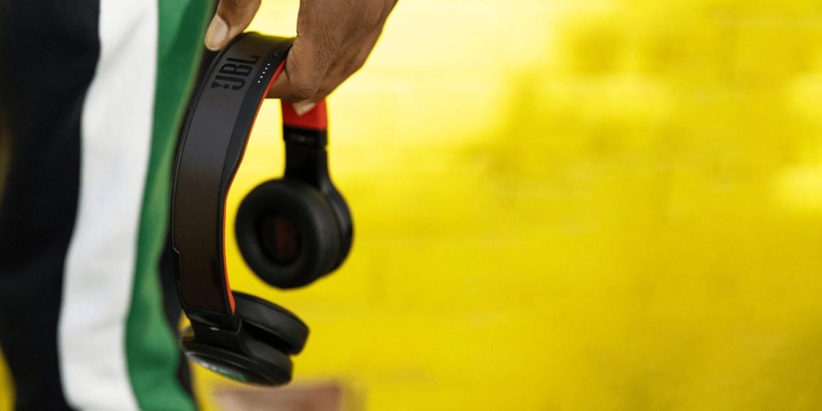 solar-powered headphones
