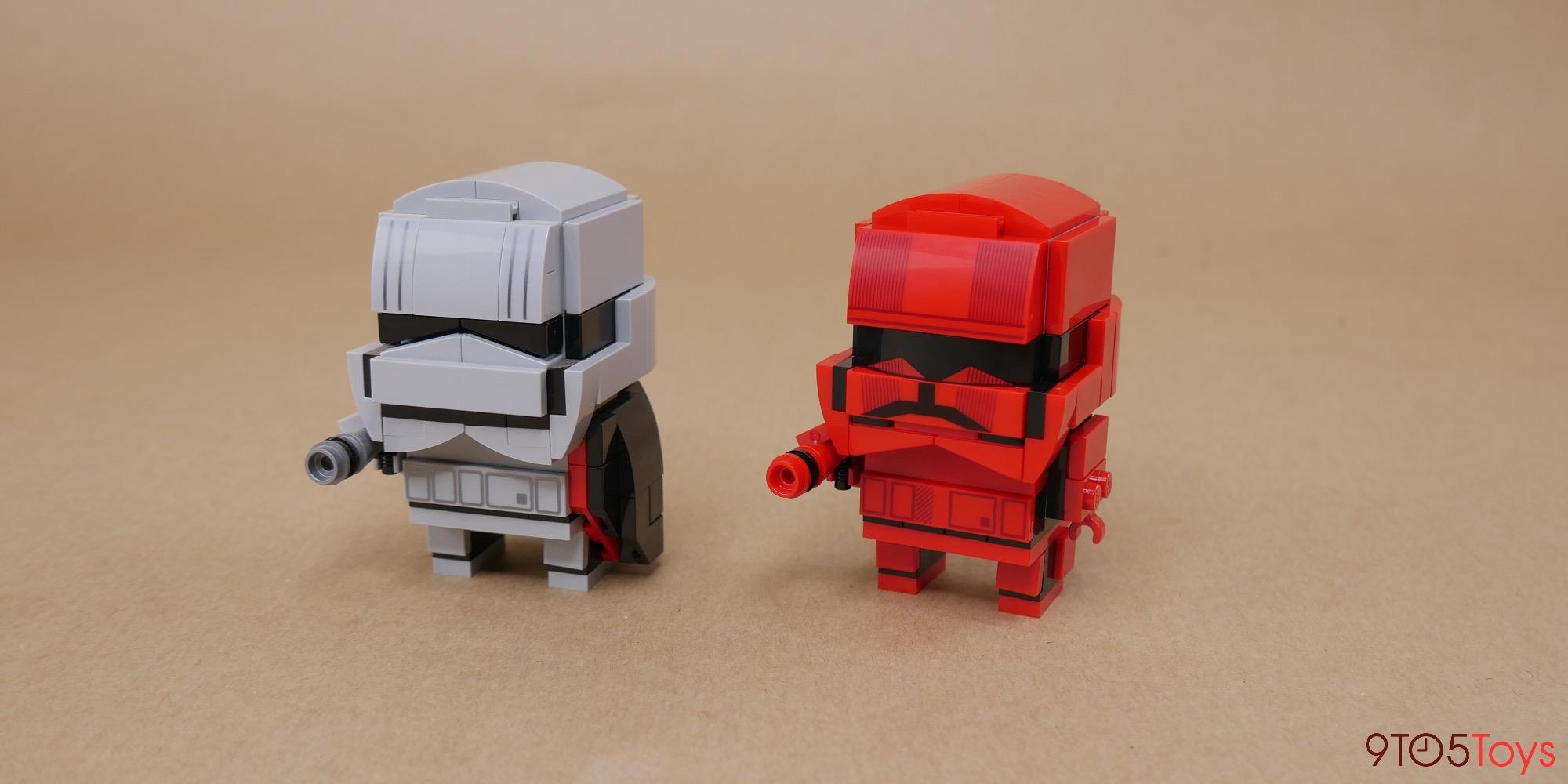 LEGO Rise of Skywalker