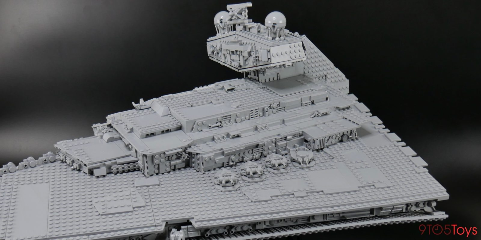 UCS Star Destroyer Review: The pinnacle of LEGO Star Wars' 20th anniversary