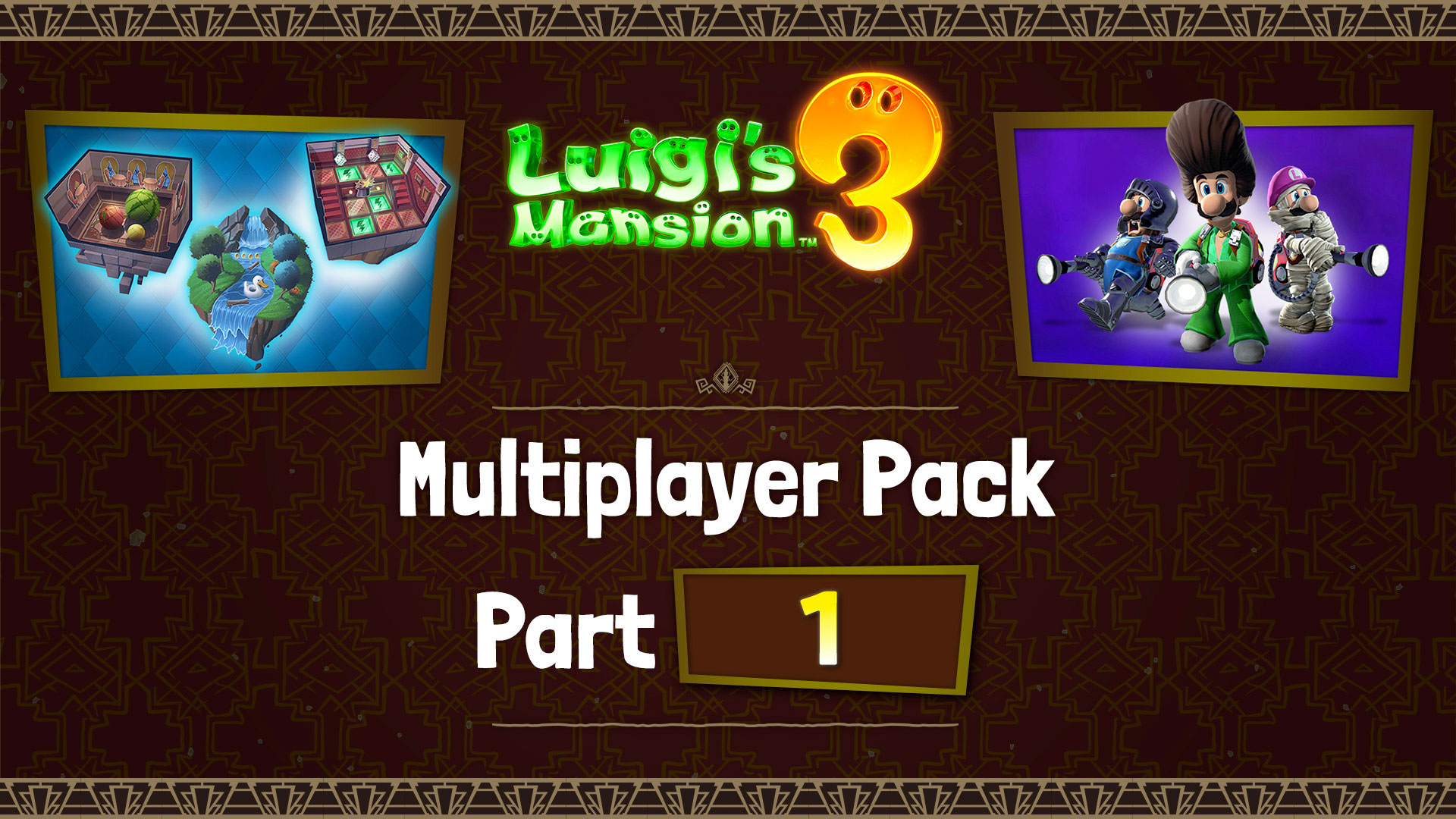 Luigi's Mansion 3 Multiplayer Pack DLC