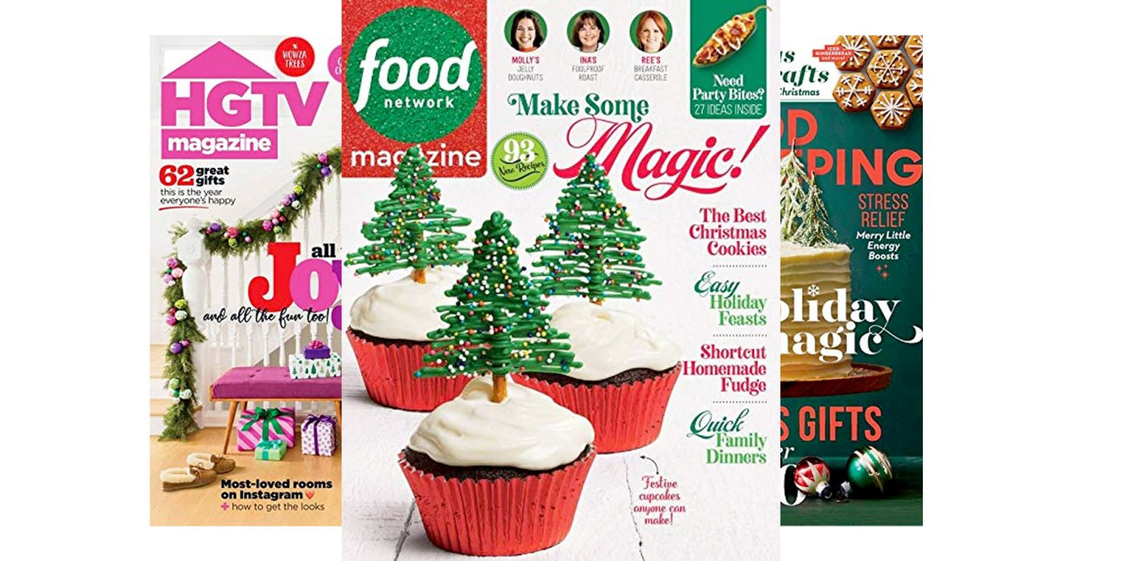 Kick back and relax with magazine subscriptions from $3 on your Kindle
