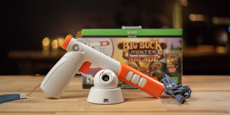 Mars Big Buck Hunter: Arcade Starter Pack