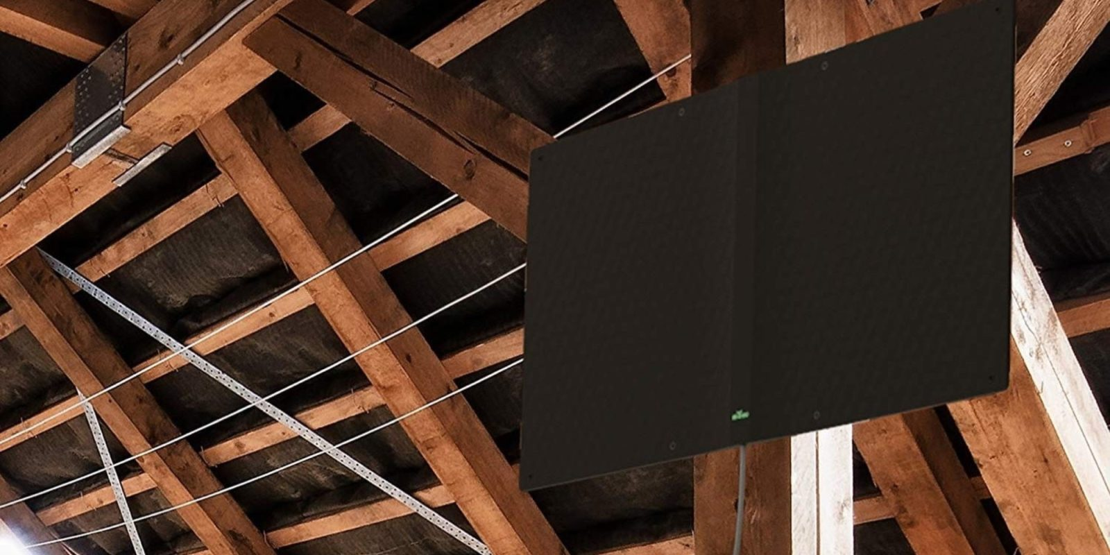 Mohu's Striker OTA Antenna sports a 75-mile range and down to $77 (23% off)