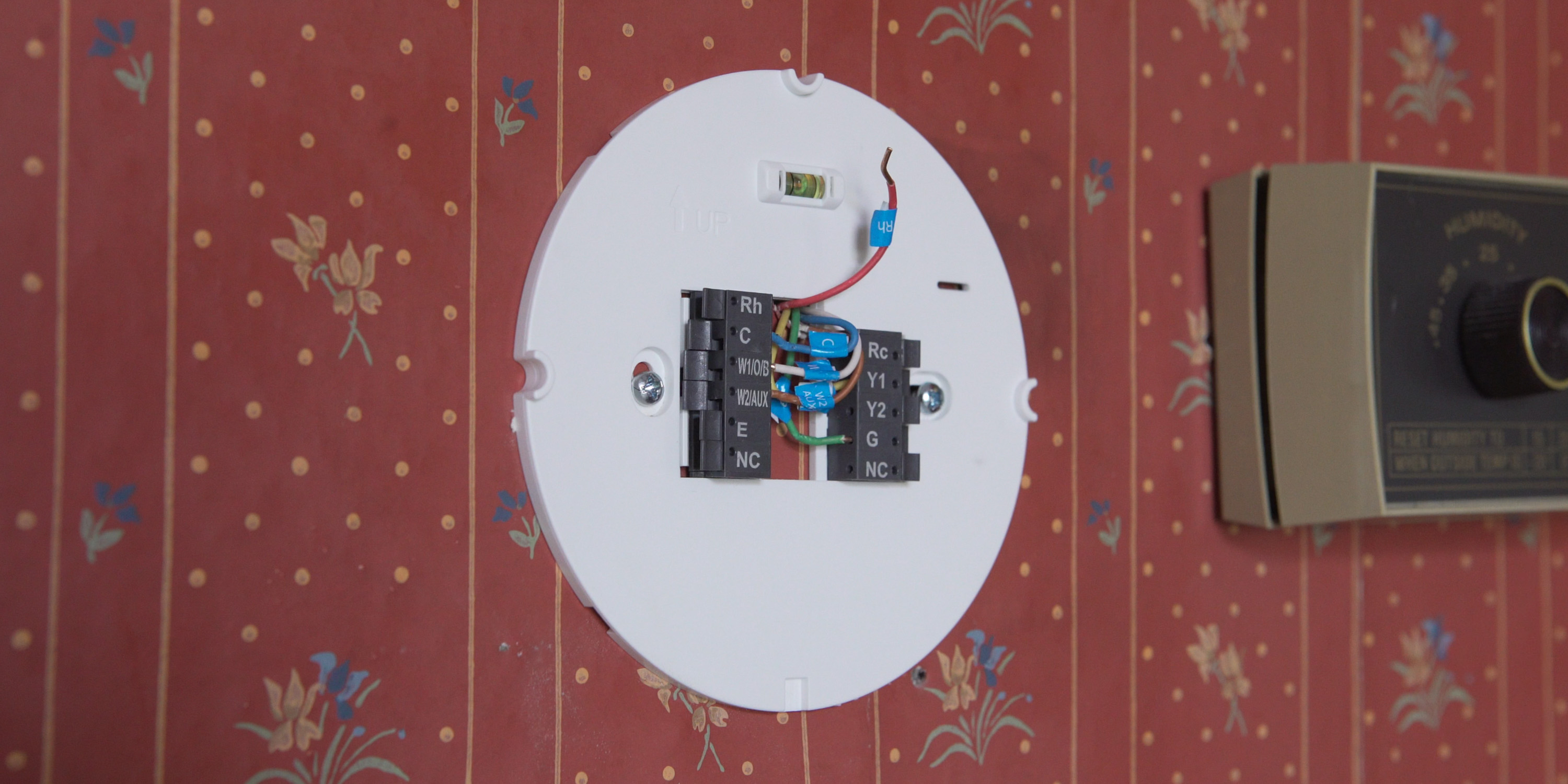 Installing the Momentum Meri Smart Thermostat